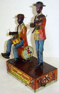 Spic and Span Tin Toy ..... 30's?