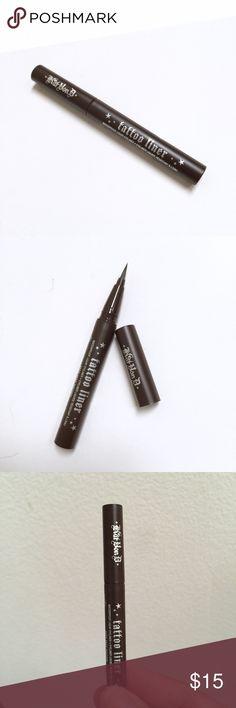 NEW Kat von d mad Max Brown tattoo eyeliner Unused sample size of Kat Von Ds brown liquid eyeliner in mad max. No trade Kat Von D Makeup Eyeliner