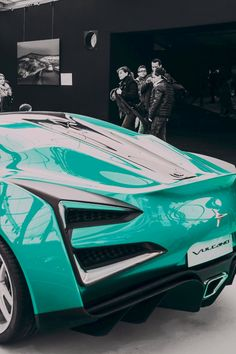 Icona Vulcano - What a #design! #SuperCars #Style #Modern #Cars #CarShowSafari