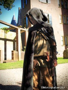 This is my son dressed up as Will.. The ranger's apprentice. more of this ranger's apprentice http://www.pinterest.com/DBfotografie/rangers-apprentice-grijze-jager/