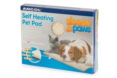 Ancol - Self Heating Pet Pad Cat/Dog Bed - Medium *** Continue to the product at the image link. (This is an affiliate link and I receive a commission for the sales) Heated Pet Beds, Pet Dogs, Pets, Pet Supplies, Kitten, Puppies, Medium, Dog Beds, Image Link