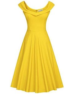 Perfect Yellow Belle