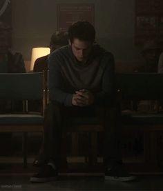 #TeenWolf #Season5B - Stiles gif