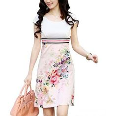 Cheap Dresses on Sale at Bargain Price, Buy Quality Dresses from China Dresses Suppliers at Aliexpress.com:1,Silhouette:A-Line 2,Decoration:Appliques 3,Style:Brief 4,pattern:fancy qingyuan . ygw 5,Brand Name:JINMAN