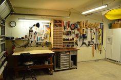 Bravo's Woodshop Renovation Project Pt-2