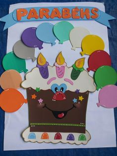 For birthday chart Birthday Chart Classroom, Birthday Bulletin Boards, Classroom Charts, Birthday Charts, Birthday Board, Classroom Displays, Preschool Classroom Decor, Preschool Activities, Art For Kids
