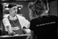 (h)eerlijke Burgers @ Restaurant Wally
