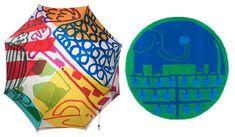 新作も多数登場する展覧会「鈴木マサルのテキスタイル 傘とラグとタオルと」|EXHIBITION