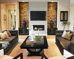 Living Room Arrangements Mistakes to Avoid for Your House - living room layout with tv