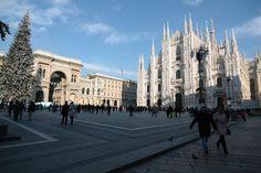 Celebrating Christmas in Italy