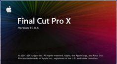 Apple Final Cut Pro X 10.0.8 with Motion 5 v5.0.7 Mac OSX