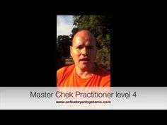 scott bryant master C.H.E.K practitioner level 4 the only one in uk chat to robin about why he did the C.H.E.K Course and how it help his client out of pain when many systems don't and why he so passionate about