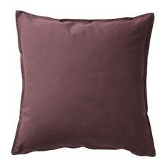 IKEA - GURLI, Tyynynpäällinen, , Vetoketjun ansiosta päällinen on helppo irrottaa.