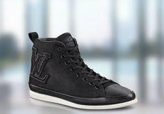 Moda Masculina & Louis Vuitton Fastball Sneaker