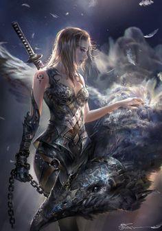 #fantasy@yourliveart <br>jeremy chong