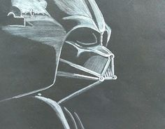 """Check out new work on my @Behance portfolio: """"Darth Vader"""" http://be.net/gallery/55373089/Darth-Vader"""