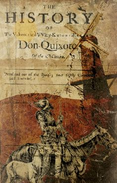 Don Quixote by cogwurx Man Of La Mancha, Dom Quixote, Great Novels, Donkeys, Wiccan, Figurative Art, Typography Design, Painting & Drawing, Mandala