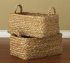 Bailey Basket #potterybarn