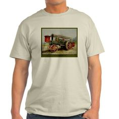 The Minneapolis Steam Tractor T-Shirt on CafePress.com