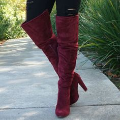 Tied Down Chunky Boots