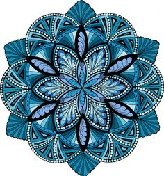 ❤⊰❁⊱ Mandala ⊰❁⊱ Flickr