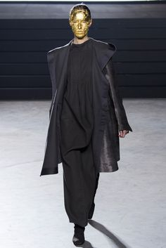 Rick Owens Fall 2015 Ready-to-Wear - Collection - Gallery - Style.com