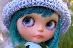 Ooak Custom Blythe doll Sky in Spielzeug, Puppen & Zubehör, Sonstige | eBay
