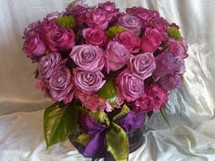 We created these Flowers for Della Reese :)