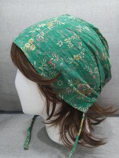 스위티 두건 - 레아린넨 Hats For Women, Sewing, Women's Hats, Fashion, Turbans, Faces, Dressmaking, Beret, Beanies