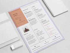 Resume color #2 by Sofia Copello