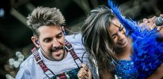 CarnaUOL agita foliões no pré-Carnaval de São Paulo