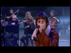 "▶ The Verve: Bitter Sweet Symphony ""live"" BBC Television AWESOME - YouTube"