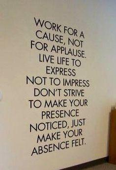 Good advice for anyone.