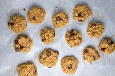 Soft Chickpea Cookies