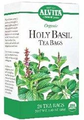 Holy Basil Tea - great to keep hormones in check and lose weight. Seen on Dr. Oz.