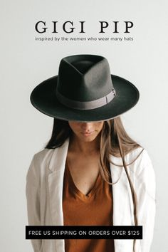 With our large variety of women& hats, you can find the exact hat style you& looking for. Maybe you& searching for the perfect floppy beach hat or a stiff felt fedora wide brim. Fall Outfits, Casual Outfits, Cute Outfits, Fashion Outfits, Womens Fashion, Fashion Ideas, Fashion Hats, Beautiful Outfits, Fashion Trends