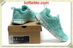e0b5ca226d86 Nike Free Powerline II Womens Tiffany Blue Gradual Change White 555306 301  Cheap Running Shoes