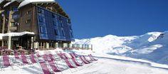Altapura Val Thorens #alpinexperience #frenchalps