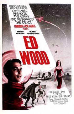 Ed Wood by Trisha Swindell
