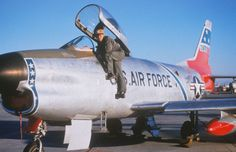 Smoke and Mirrors Don't Fly Around Here, Ya'll A while back, maybe a year or so, we (that would be me) took a particularly nice photo of a. Air Fighter, Fighter Jets, Sabre Jet, F-14 Tomcat, Aircraft Painting, Us Coast Guard, Us Air Force, Korean War, Fighter Aircraft