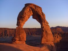 Spectacular Arches National Park, we camped just nearby for 2 days & had so many photos - but this is one of my fave's