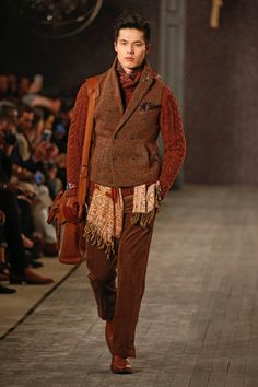 Joseph Abboud Presents American Savile Row for Fall Collection