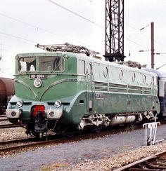 Locomotive BB1256 de 1955