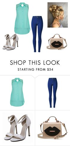 Comfy Going Out Clothes by holypotato on Polyvore featuring City Chic