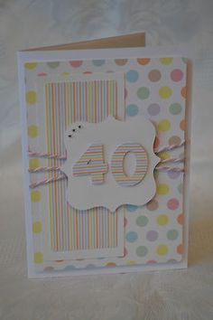 Handmade Greetings Card ...