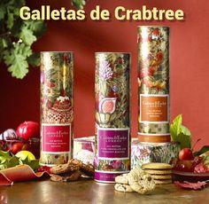 Ya han llegado a Blossom las famosas galletas y packs de Navidad de Crabtree y Evelyn😋