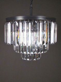 laziers street chandelier || redinfred