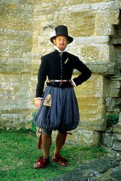 re enactment, English Tudor Period costume