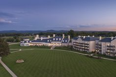 The Salamander Resort and Spa outside Washington, DC