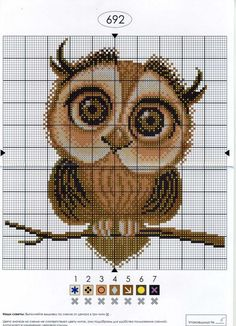 Thrilling Designing Your Own Cross Stitch Embroidery Patterns Ideas. Exhilarating Designing Your Own Cross Stitch Embroidery Patterns Ideas. Cross Stitch Owl, Beaded Cross Stitch, Cross Stitch Animals, Cross Stitch Charts, Cross Stitch Designs, Cross Stitching, Cross Stitch Embroidery, Embroidery Patterns, Cross Stitch Patterns